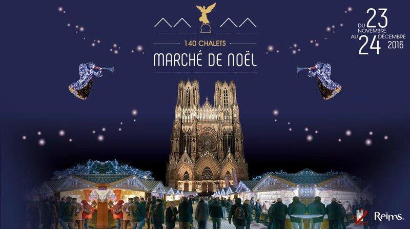 Marché Noël REIMS