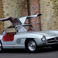 1955 Mercedes-Benz 300SL Coup