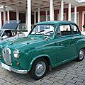 Austin a30 berline 2 portes 1958