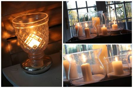 bougies photophores