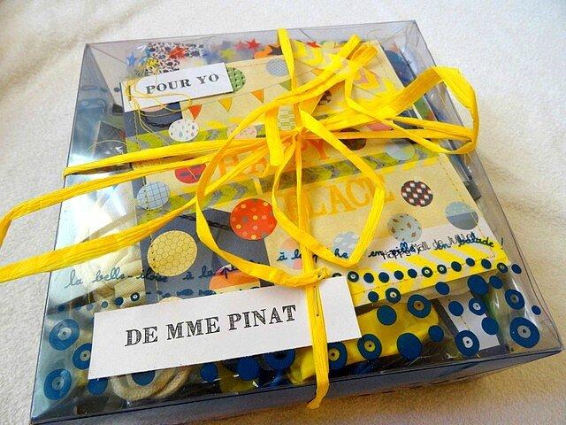 Happy Mail de Juillet de Mme Pinat (1)