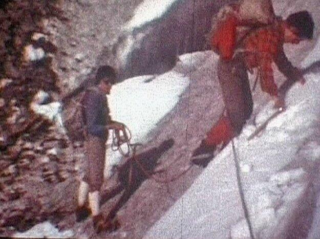 passage glacé