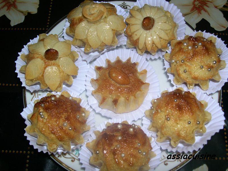El dziriettes l 39 alg roise les recettes de assia - Decoration gateau traditionnel algerien ...