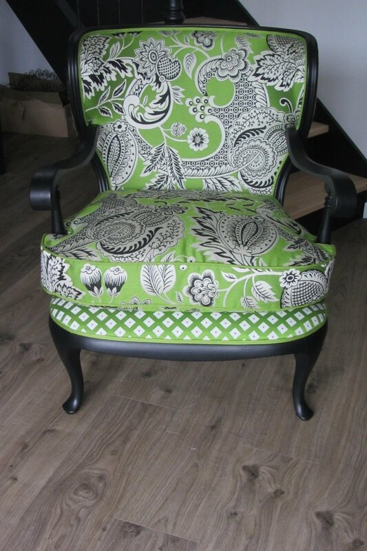 fauteuil chippendale