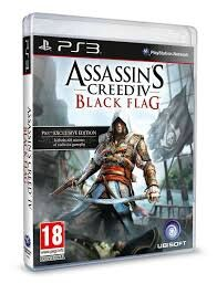 assasin creed 4 ps3