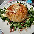 camembert en croute aux lardons et pomme de terre 2