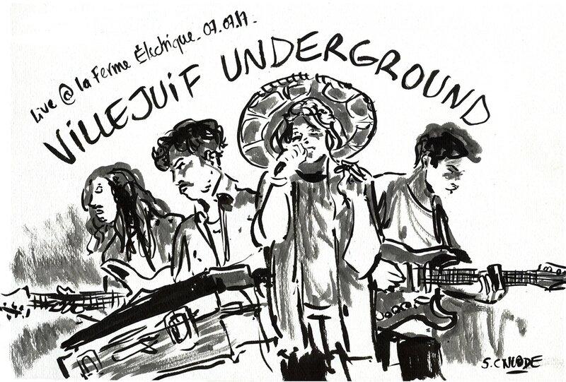 Villejuif_Underground