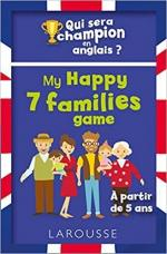 My happy seven families games couv