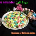 roses amandes