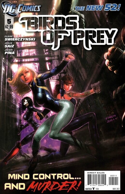 new 52 birds of prey 05