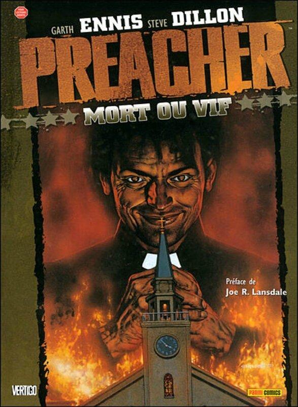 panini preacher 01 mort ou vif