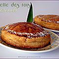Galette des rois crole (version individuelle)