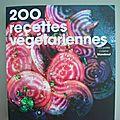 200 recettes végétariennes