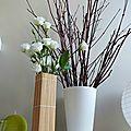 vase bambou
