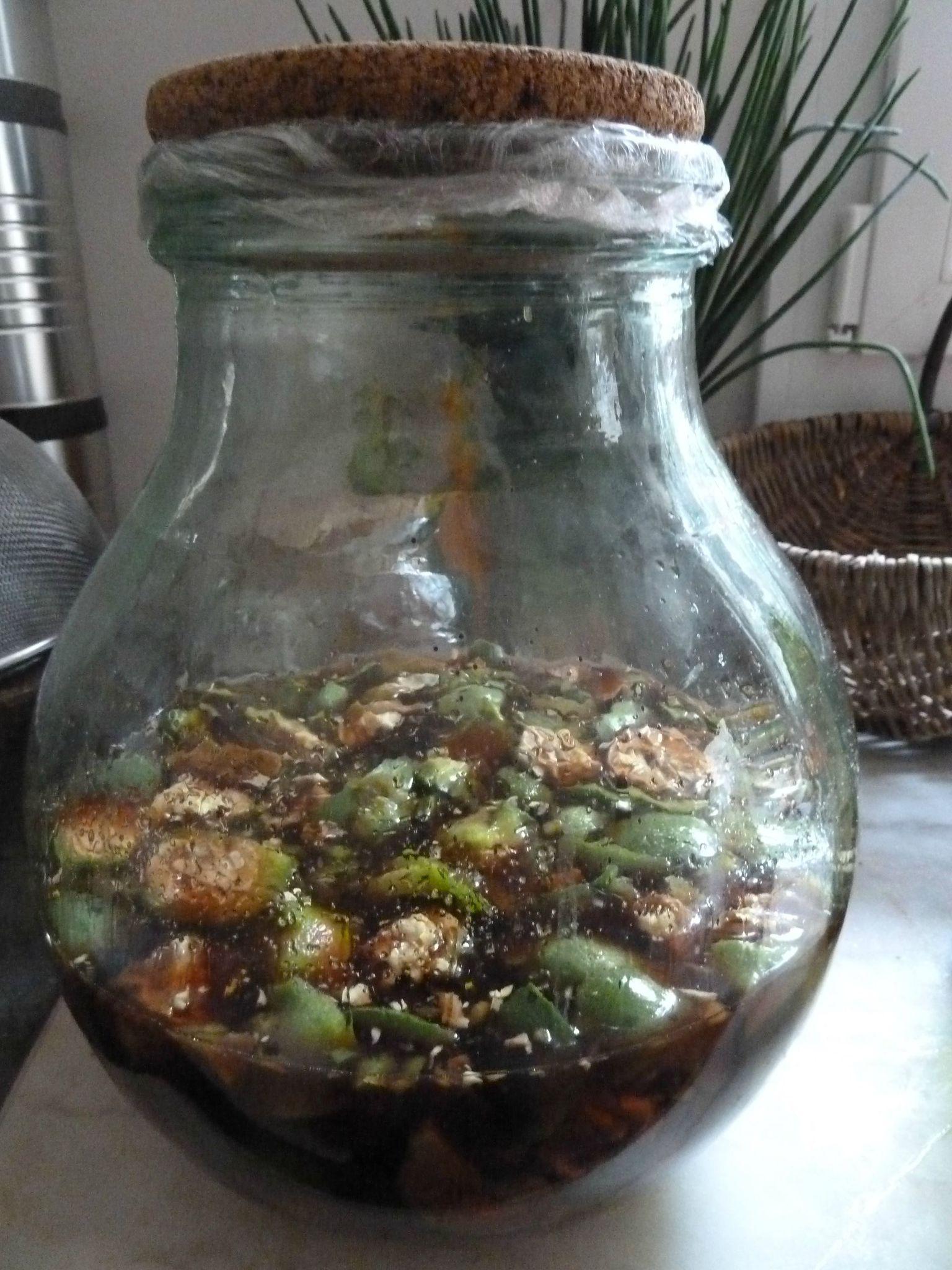 vin de noix - www.passionpotager.canalblog.com