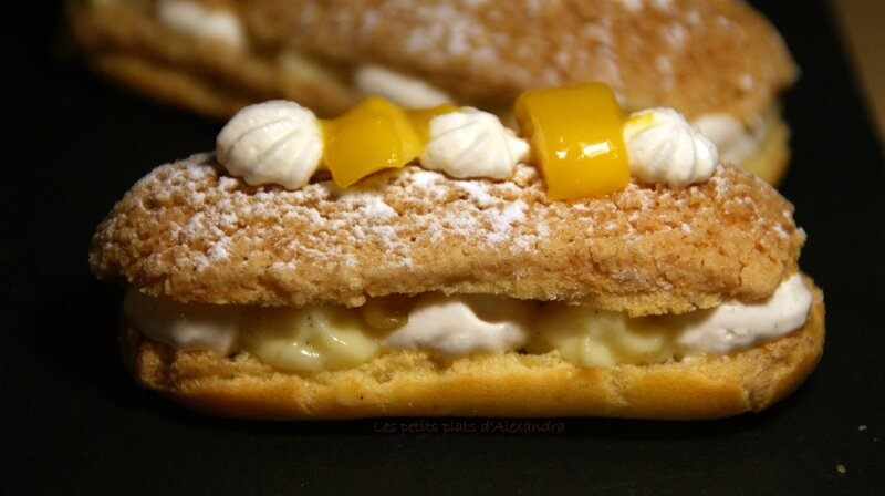 eclairs 4