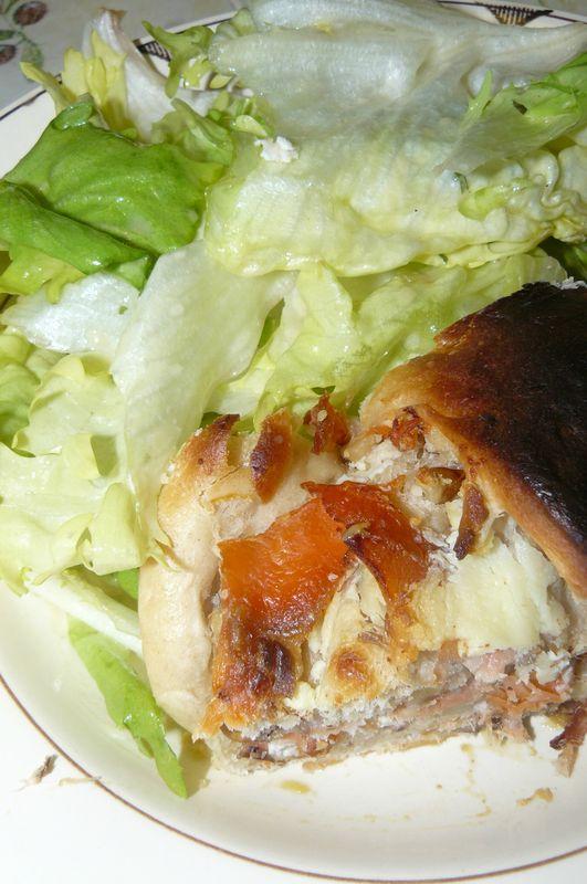 torsade saumon 8
