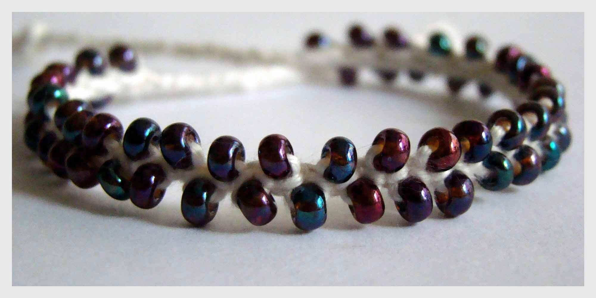 bracelet perle tuto