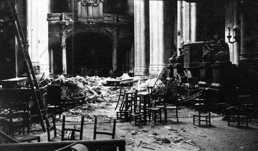 1918 03 30 effondrement voute saintgervais