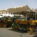 Marrakech - presseurs d'oranges