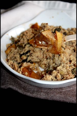 crumble
