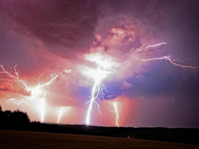 ciel d'orage