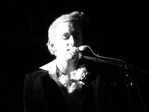 Patrick Wolf - octobre 2009