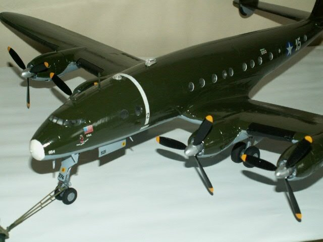 LOCKHEED C-69 CONSTELLATION (3)