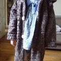 Manteau les intemporels pour enfants automne 2010