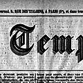 La mort de mistral et la presse conservatrice