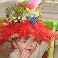 chapeau de carnaval augustin