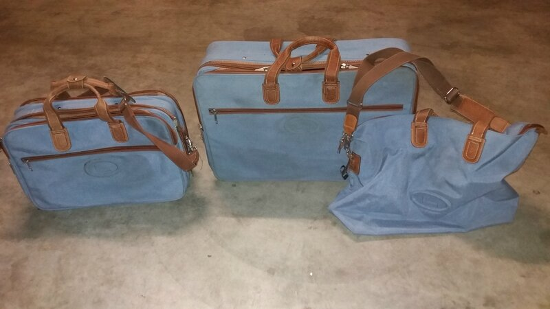 Set bagages Lancel