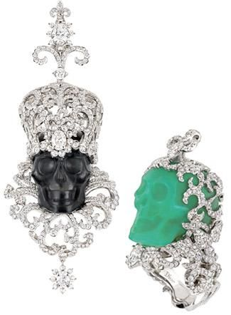 Kings & Queens collection by Victoire de Castellane for Dior Joaillerie
