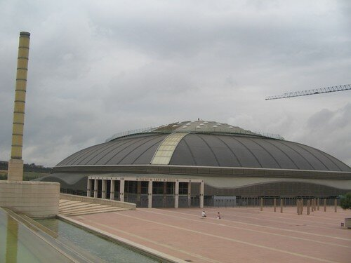 Structure olympique de 1992