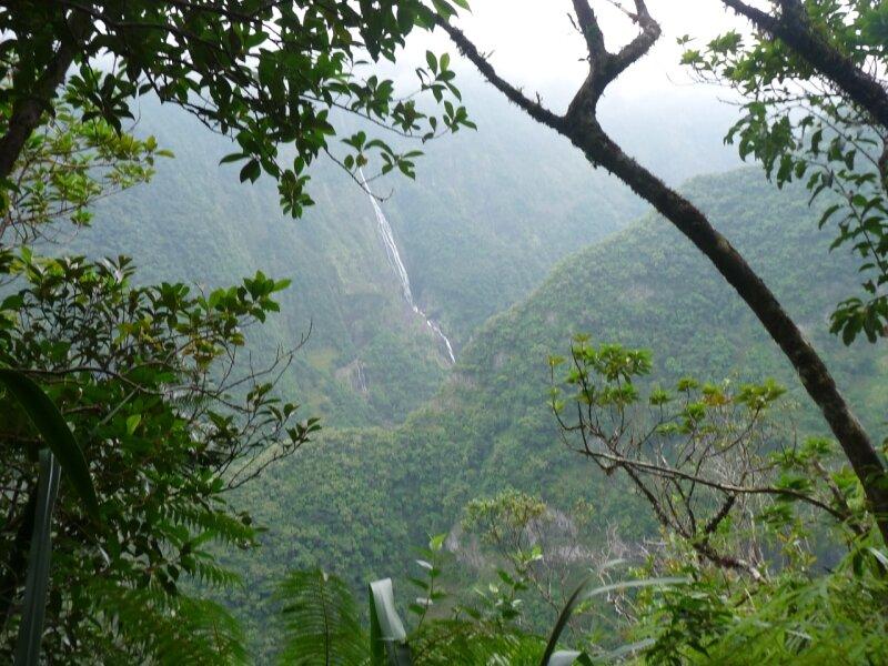 cascade de Takamaka