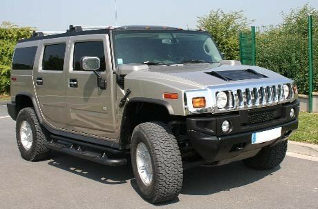 Hummer H 2 PICK-UP et 4 x 4 - 2004