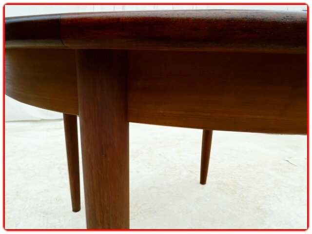 Table teck extensible 1960