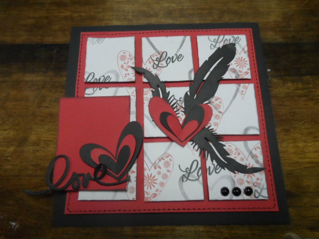 Vos mini pages St Valentin