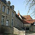Ferrieres en gatinais - Abbatiale St Pierre-26