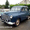 Renault colorale prairie (R2090) de 1952 (Rencard de Valreas mai 2014) 01