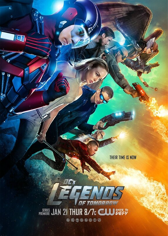 Season 1 Legends of tomorrow