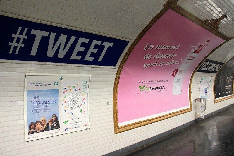 16-Métro - Station détournée 1er avril_9681