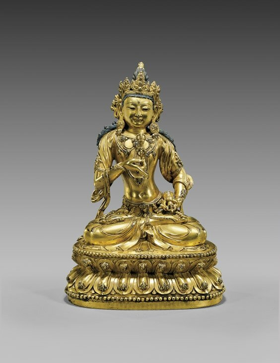 I.M. Chait announces March 22 auction of premier Chinese and other Asian art, led by superb gilt-bronze Bodhisattva