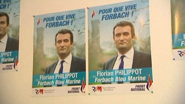 Philippot Forbach affiches