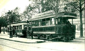 ND_4024___LES_TRANSPORTS_A_PARIS___Tramway___traction__lectrique_syst_me_Thomson_Houston___Ligne_de_l__toile___la_Vilette