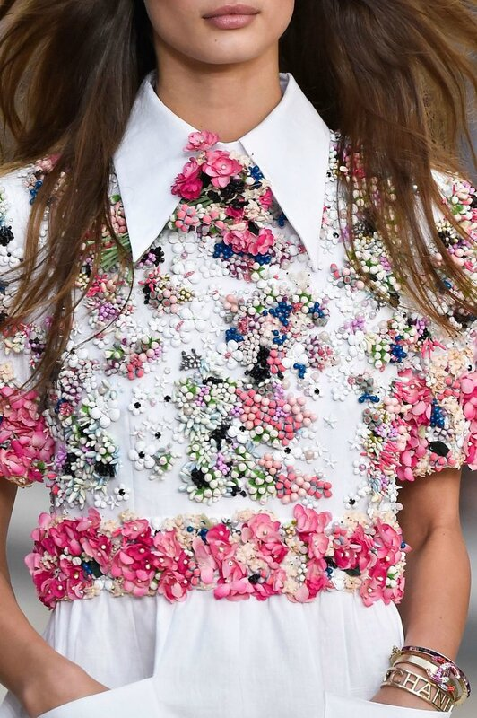 chanel printemps 2015 détail