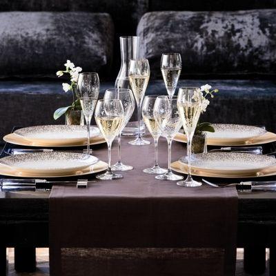 Dossier les tables en f tes ambiance chic de genevi ve lethu decor 39 i - Vaisselle genevieve lethu ...