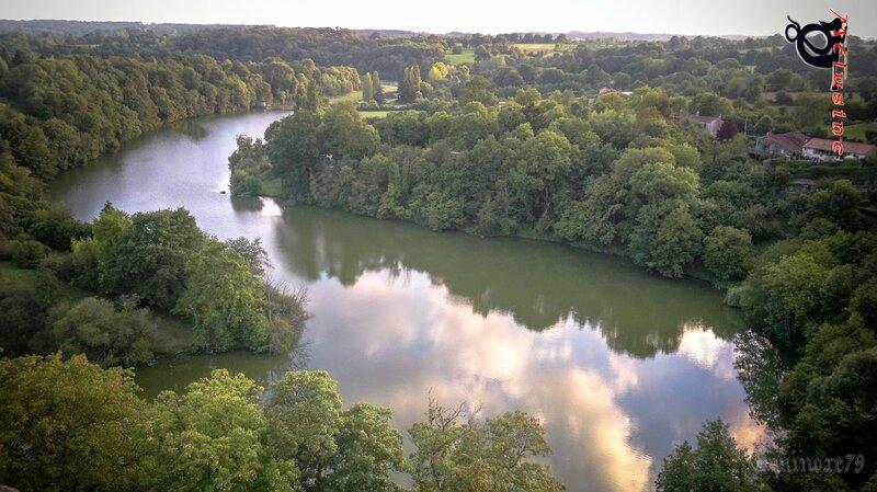 La forêt de Mélusine Mervent-Vouvant (4)