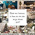 Cs&diy#7 theme de fêtes pour la fin d'année