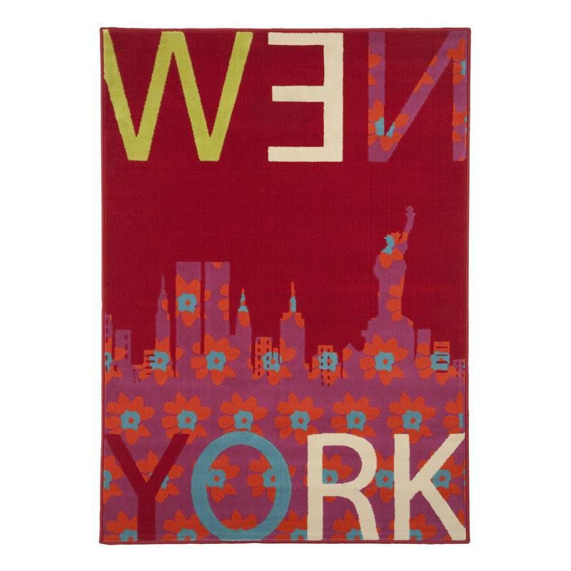 Tapis new york decor 39 in id es conseils - Tapis chambre new york ...